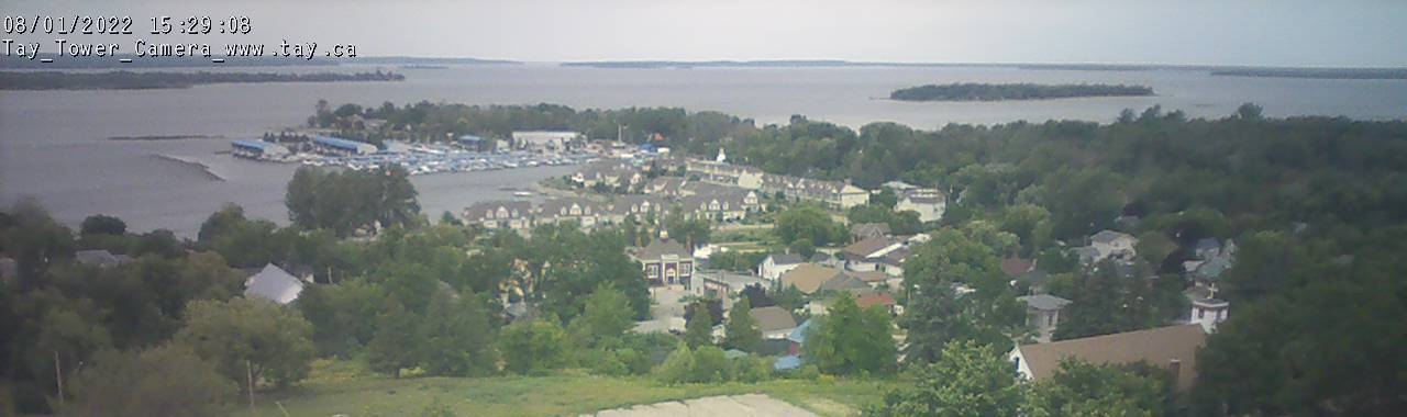 Tay Township on Southern Georgian Bay