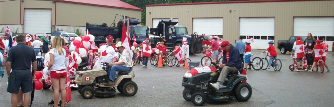 Tay Township Canada Day
